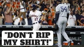 "Astros Cheating in 2019 ALCS? ""Don"