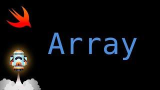 Swift Basics - Array   Sort, Reverse, Shuffle