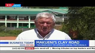 Makueni rolls clay creek road technology to increase link roads