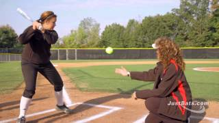 How to Soft Toss Correctly with Michele Smith