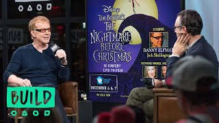 """Danny Elfman Discusses """"Tim Burton's The Nightmare Before Christmas"""" In Concert Live to Film"""