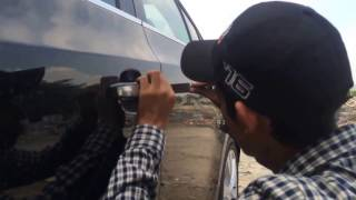 Unlock car Chevrolet Cruze lt