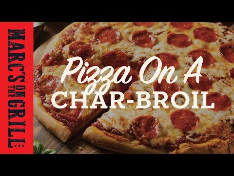 The Battle of Kamado Grills - PIZZA on Char-Broil and Green Egg