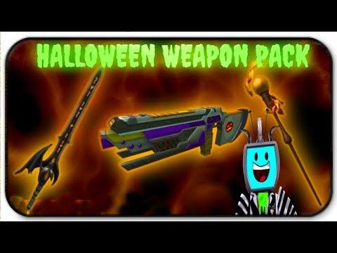Roblox Zombie Attack Halloween Pack Gamepass Gameplay And Showcase - roblox zombie attack halloween pack gamepass gameplay and showcase