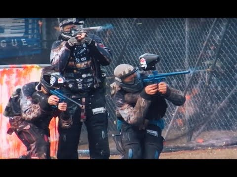 Eclipse PEvolution - 25+ years of Planet Eclipse Paintball History