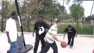 CHAMILLIONAIRE & FLY RYDES VS J MAC & THE BENCH WARMERS & BASKETBALL