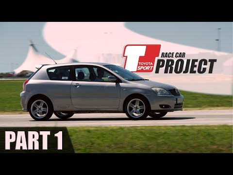 Toyota Corolla T Sport Project [Part 1] - Wheels & Tires