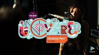 Christina Perri - Uncovered Sessions - Let It Snow