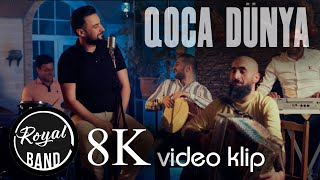Rubail Azimov - Qoca dunya 2020 (Official 8K Music Video)