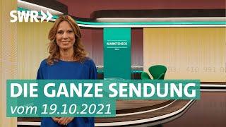 Sendung vom 19. Oktober 2021 | Marktcheck SWR