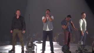 98 Degrees - The Hardest Thing 07/16/13