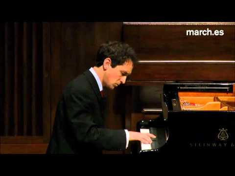 play video:Yoram Ish-Hurwitz plays 'Le mal du pays'  Fundación Juan March