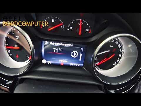 ASTRA K -und Mokka X - Freischaltung Opel Bordcomputer ohne Umbau per Software