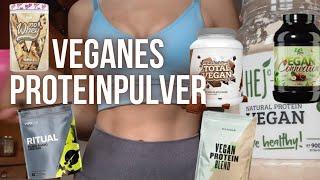 XXL VEGAN PROTEINPULVER TEST - More Nutrition, Rocka Nutrition, MyProtein, Vivo Life, Zec+,...