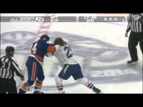 Brett Gallant vs Eric Neilson