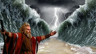 Scientists Find Proof That Moses Parted The Red Sea