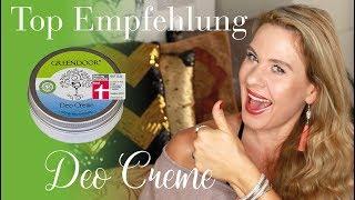 HEFTIGES neues Produkt * Deocreme OHNE Aluminium wirkt I Amelie with Love