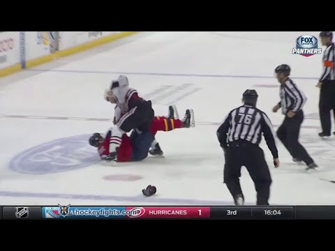 Alex Petrovic vs. Andrew Desjardins