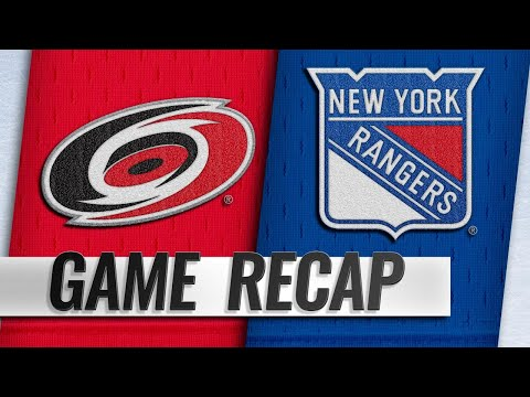 Zibanejad's four-point night leads Rangers to 6-2 win