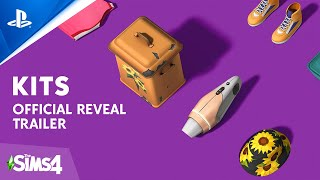 PlayStation The Sims 4 - Kits Reveal Trailer | PS4 anuncio