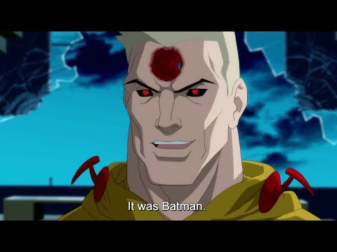 Zoom explains that he was killed by Batman | Suicide Squad: Hell to Pay