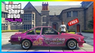 GTA 5 Online The Diamond Casino & Resort DLC - NEW UPDATE! FREE Property, Lucky Wheel Cars & MORE!