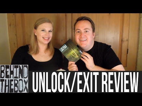 Exit or Unlock - Comparison Review - Behind the Box