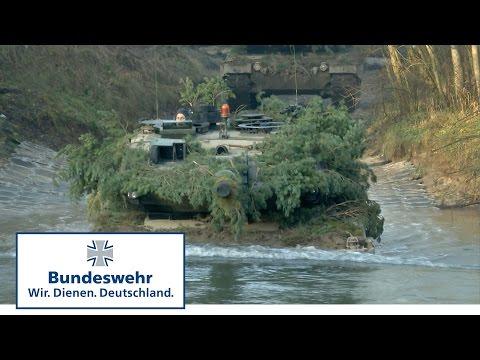 SERWAL 2016: Panzergrenadierbataillon 401 übt gemeinsam mit Polen - Bundeswehr