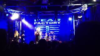 Fear Factory Live Adelaide -  A Therapy for Pain
