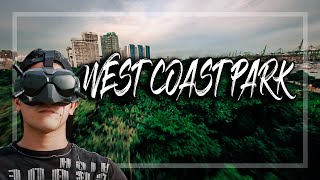 West Coast Park | FPV Drone | Pinoy In Singapore | Jess_FPV