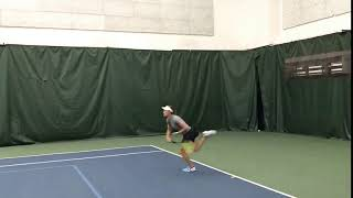 Another favorite trick serve!