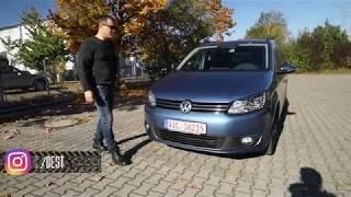 Семейный  VW TOURAN 2.0 DSG 7 Мест ///  Поедет в Молдову