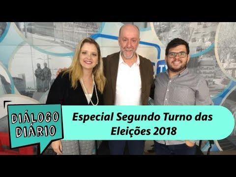 Diálogo Diário - Especial Segundo Turno das Eleições 2018