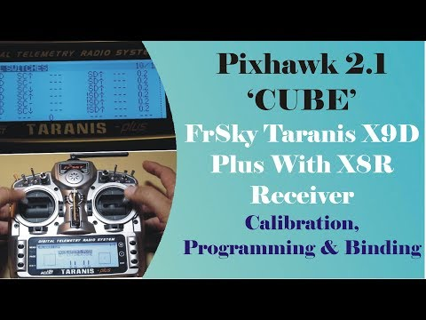 calibration-programming--binding--frsky-taranis-x9d-plus-with-x8r-receiver-for-fixed-wing-uav