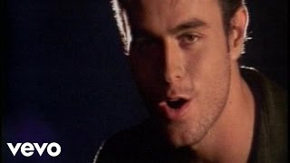 Solo En Tí - Enrique Iglesias (Video)