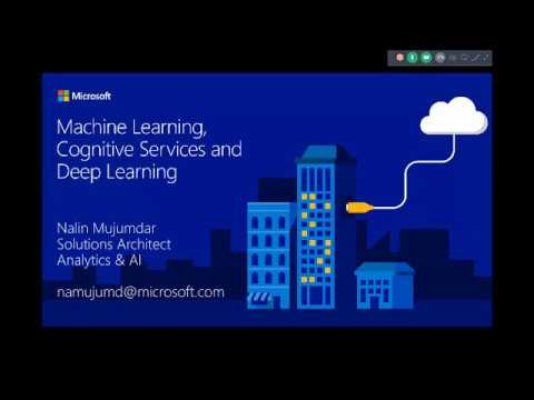 Machine Learning with Microsoft