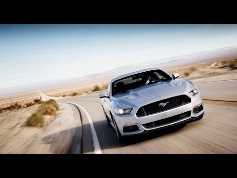 2015 Ford Mustang Revealed | The Most Significant Car of the Year | Edmunds Live