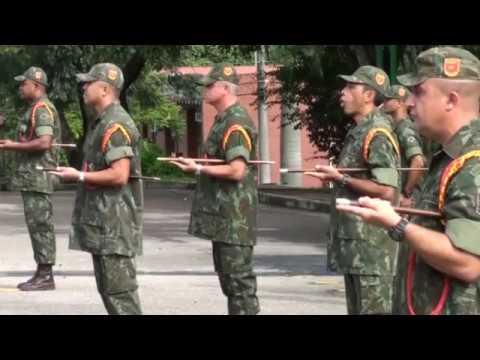 Primeiro dia de um Fuzileiro Naval Turma 1 / 2013 2ª Cia
