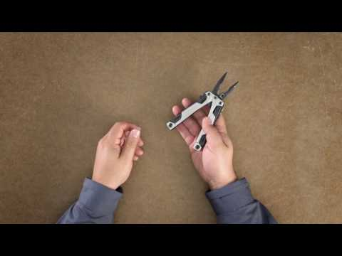 Leatherman OHT - multifogó + tok videó