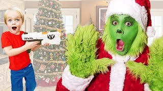 Will the Grinch Babysitter Train Kyler to Ruin Christmas Again?