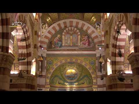 Laudes et Messe du 7 janvier 2021 à Notre-Dame de la Garde