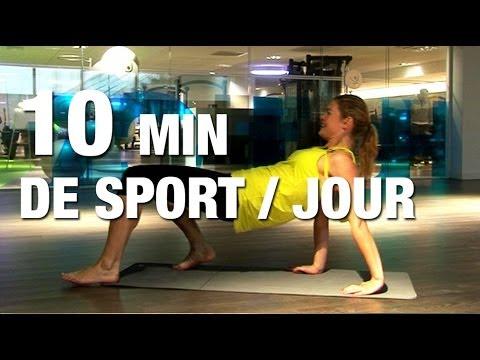 Pourquoi se marquent les muscles aux entraînements