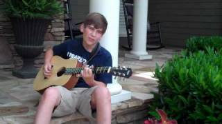 Zach Taylor Seabaugh  Chicken Fried By  Zac Brown Band