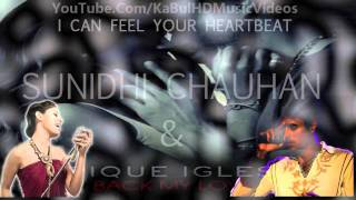 Sunidhi Chauhan & Enrique Iglesias Heart Beat Song 2011 in HD