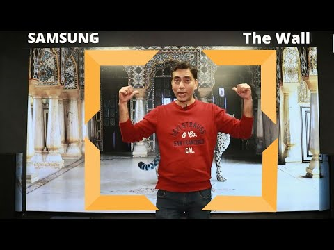 Samsung Wall : What's Special about It?