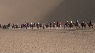 preview picture of video 'The chinese silk road (From Kashgar to Beijing)'