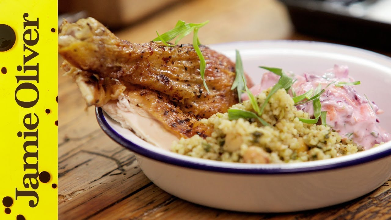Lebanese Roast Chicken by Aaron Craze
