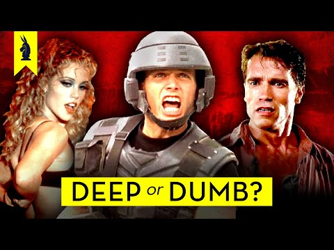 Is the Man Behind Starship Troopers and Total Recall Deep or Dumb?