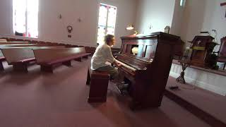 Yankee Doodle Blues George Gershwin p/b Doris Goodwin piano roll