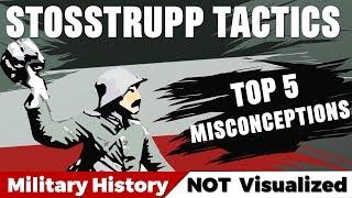 Stoßtrupp Tactics   Top 5 Misconceptions About Stormtrooper Tactics